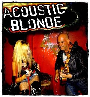 Acoustic Blonde