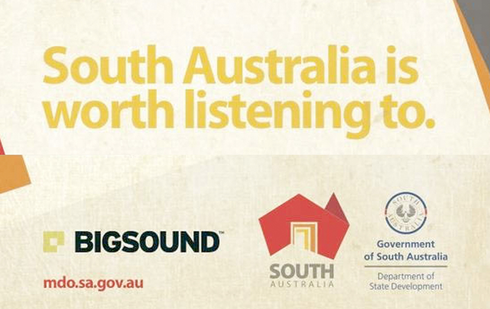 adelaide acts showcase at bigsound