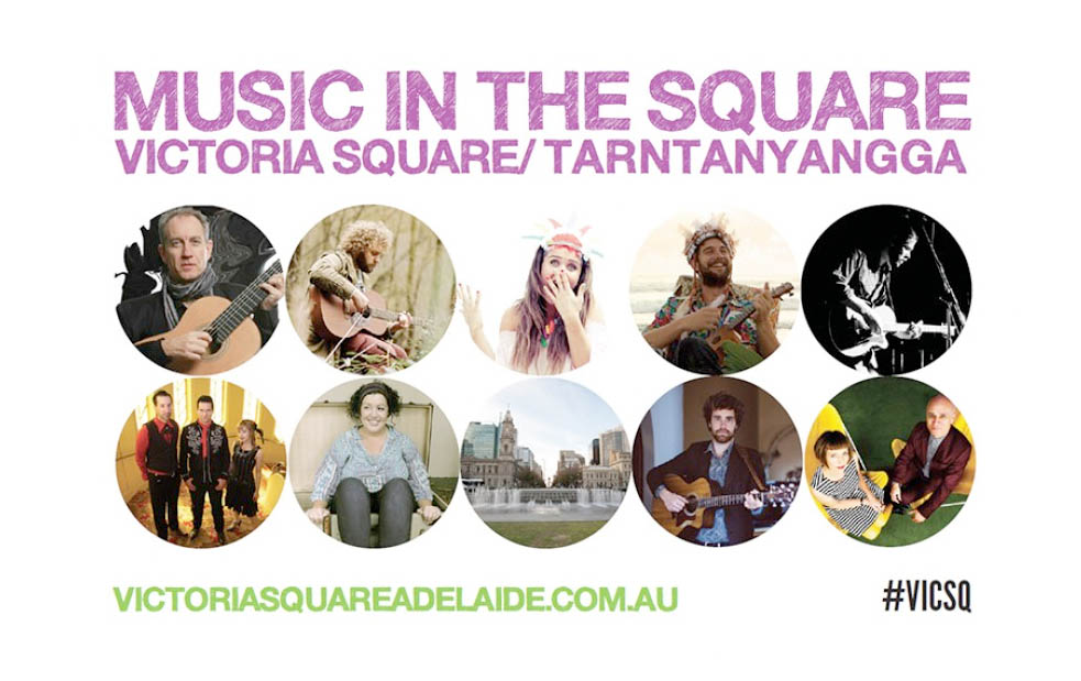 """new """"music in the square"""""""