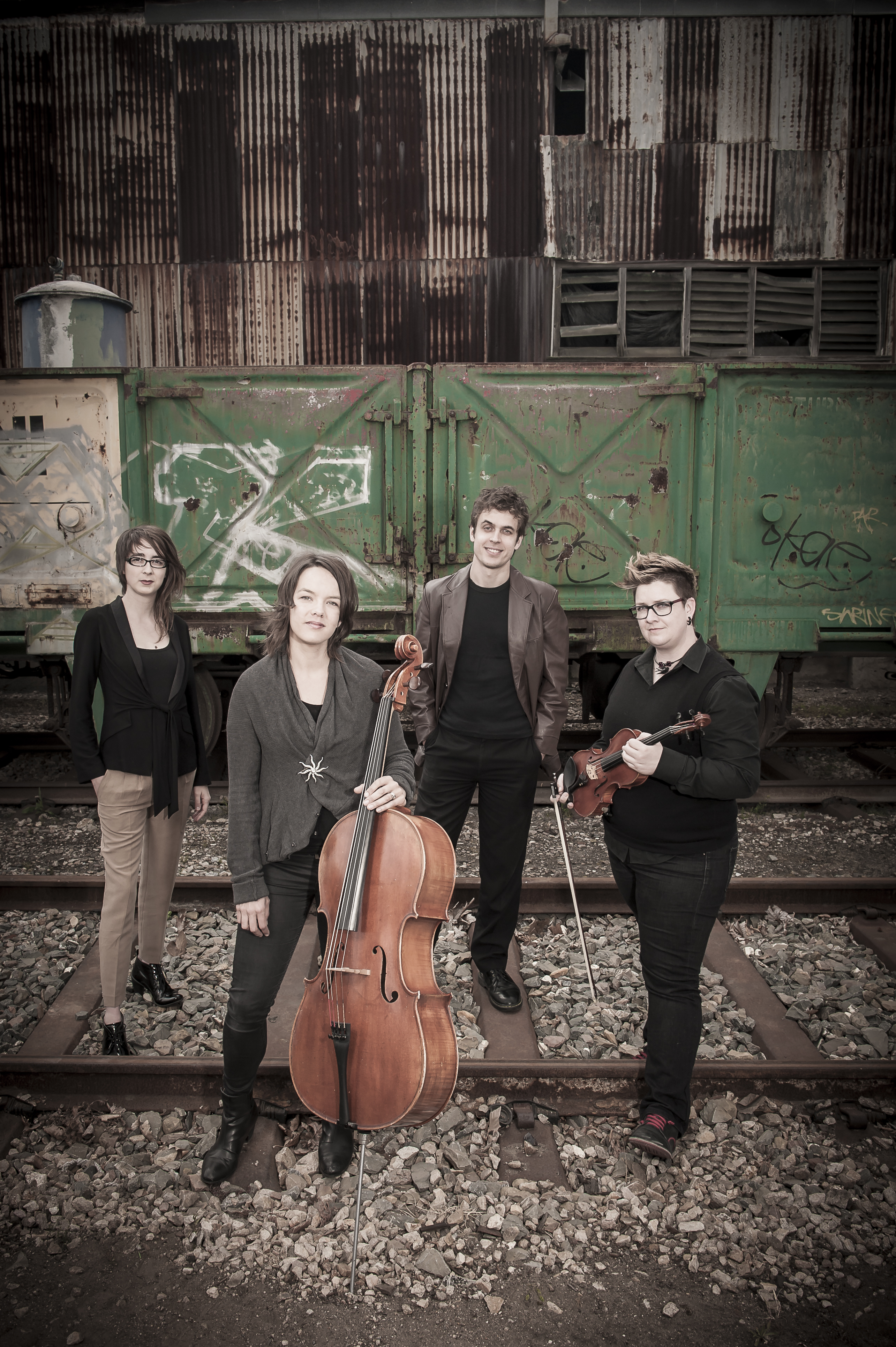 Zephyr Quartet