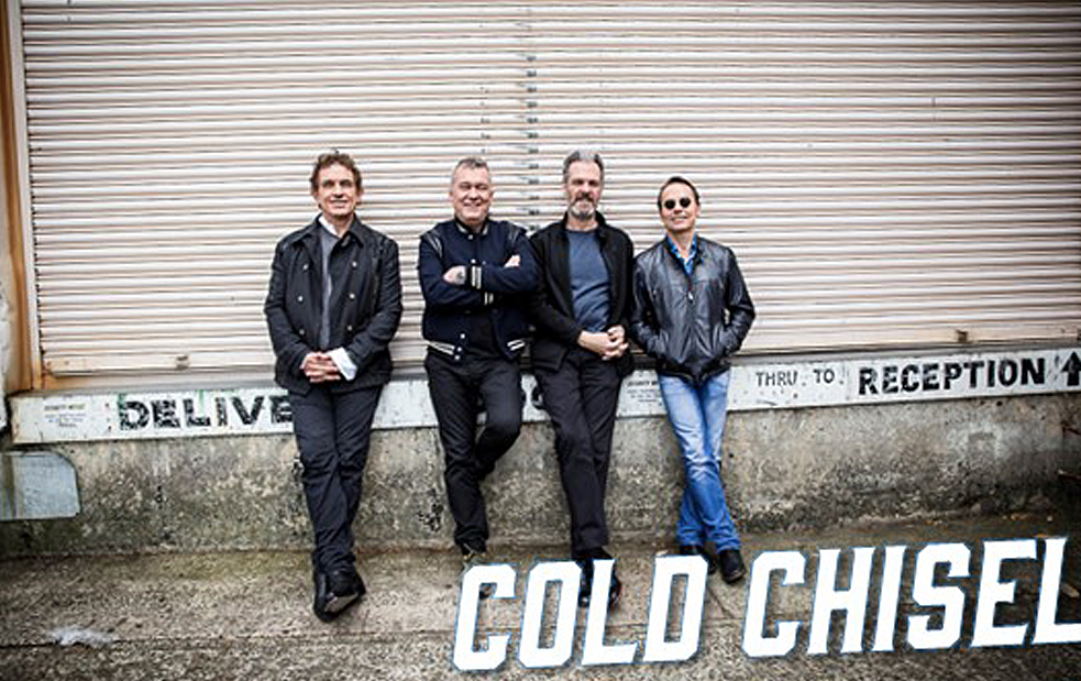 cold chisel inductees to sa music hall of fame