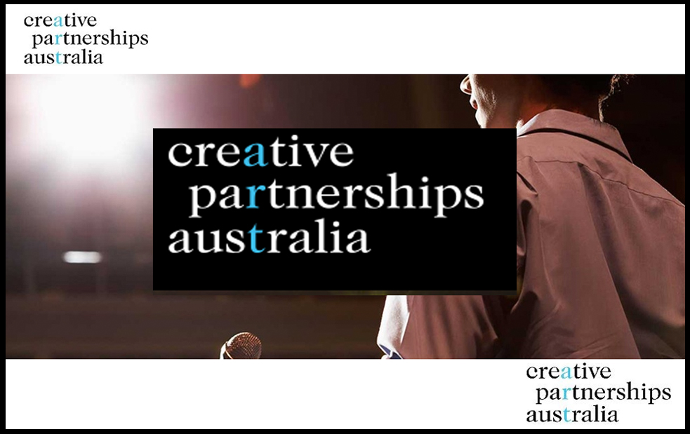 creative partnerships mentoring