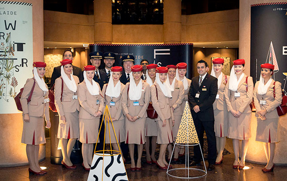 emirates offers artist opp