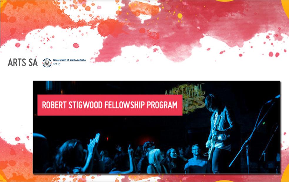 stigwood 2015 fellowships open