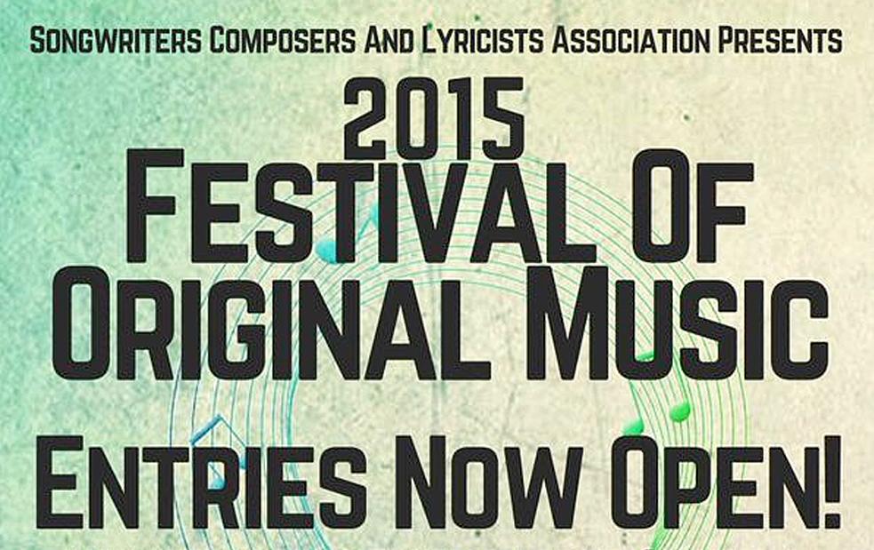 original music comp opens