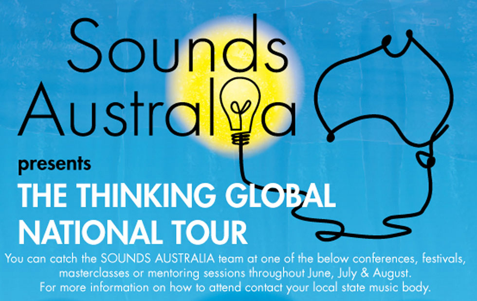 sounds australia – thinking global