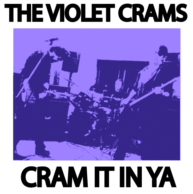 the violet crams ep