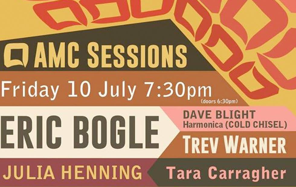 amc live session folk & blues