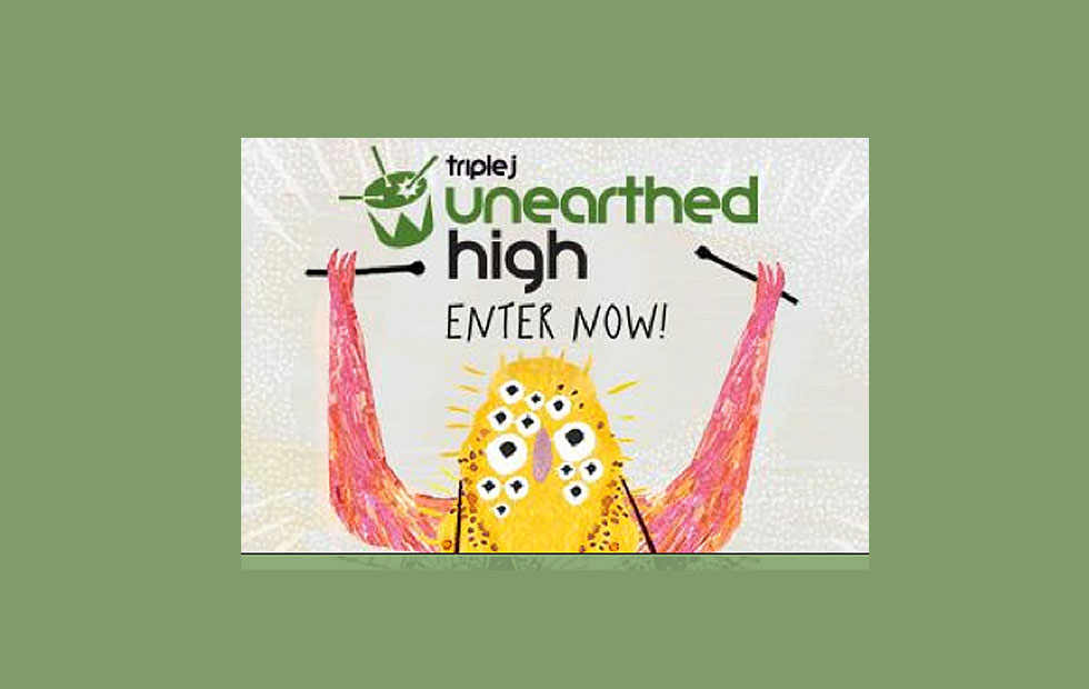 enter triple j's unearthed high 2015