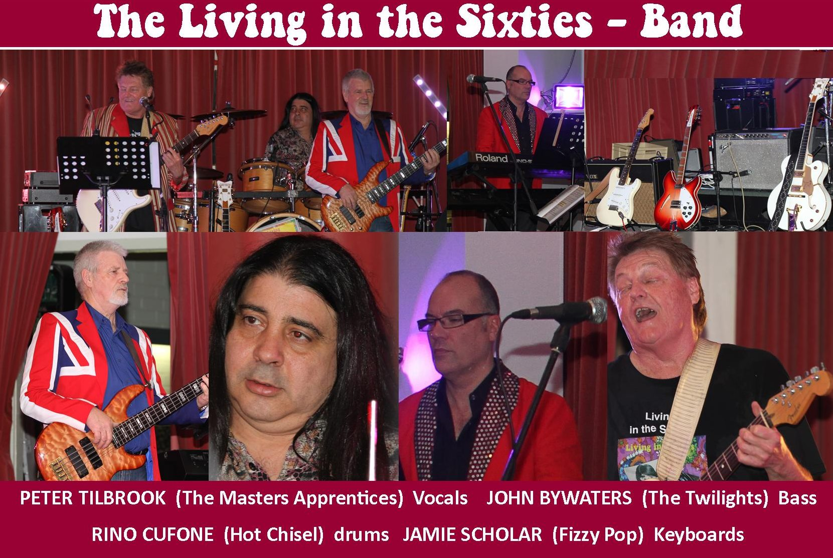 living in the sixties