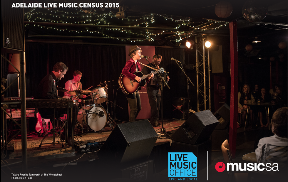 adelaide's live music census findings revealed