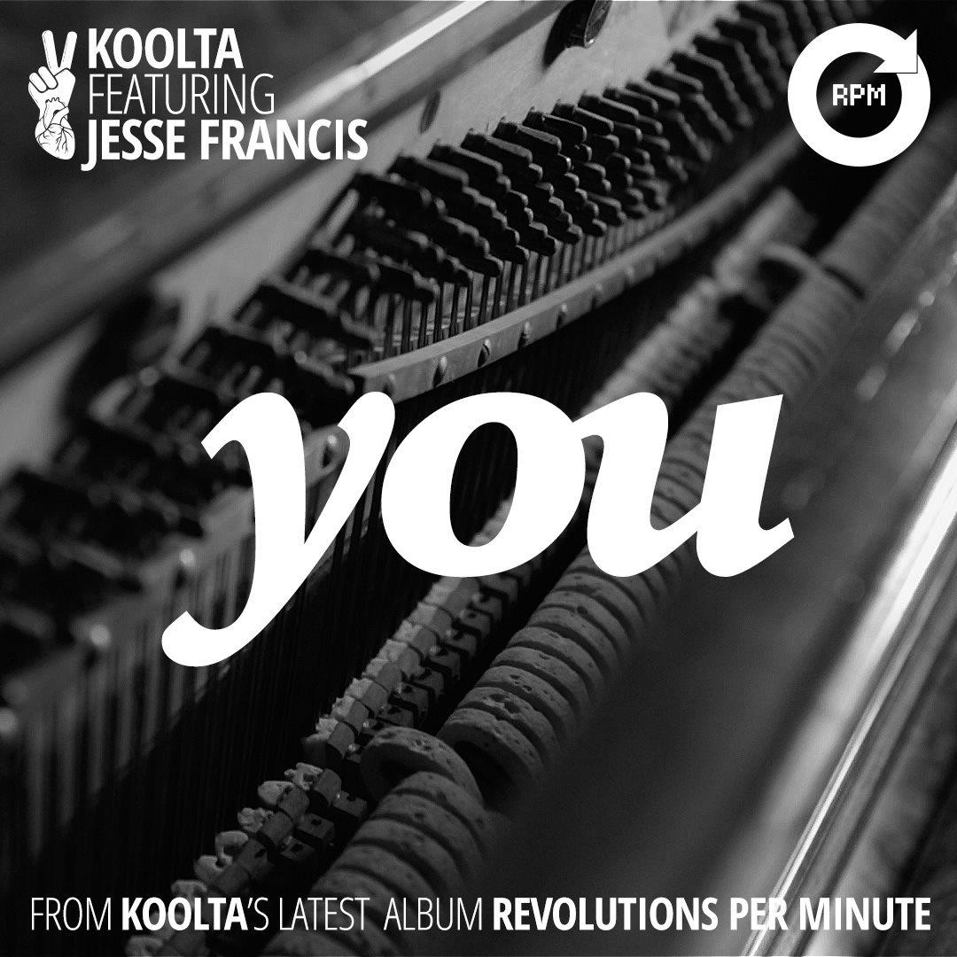 koolta 'you' feat jesse francis