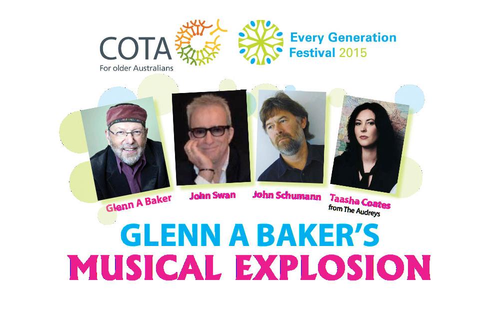 sa 'musical explosion'