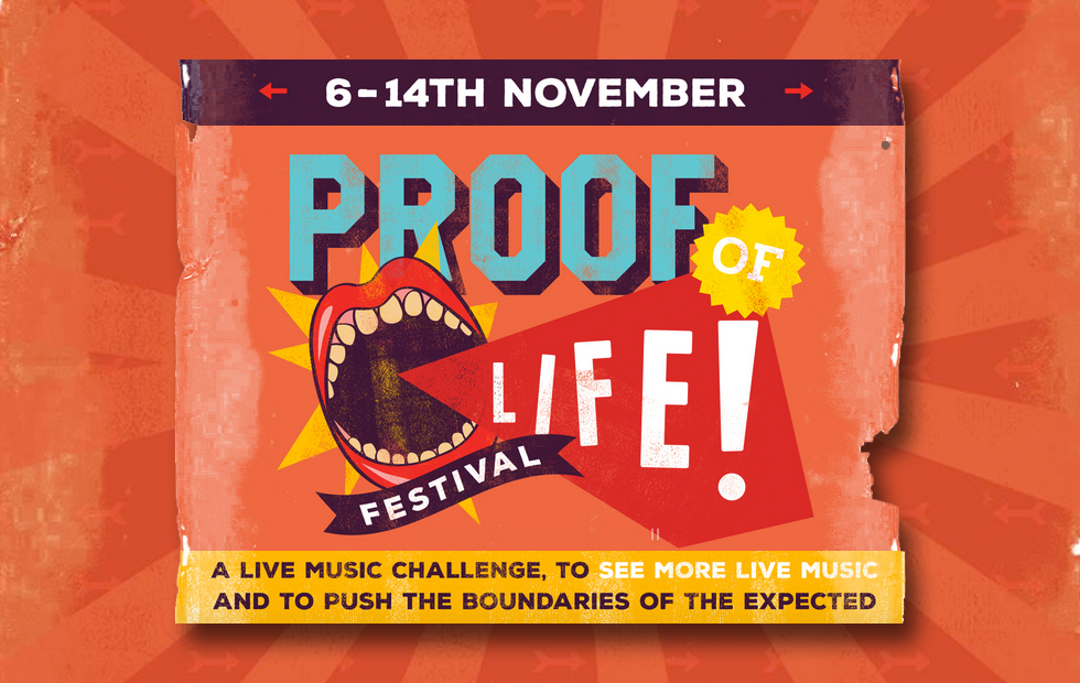 proof of life launches 6 nov
