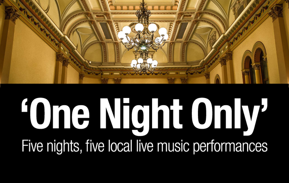 play adelaide town hall – 1 night only @ fringe