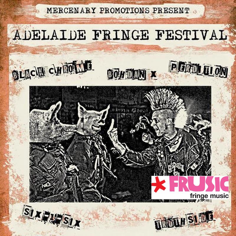 frusic feature: mercenary promotions