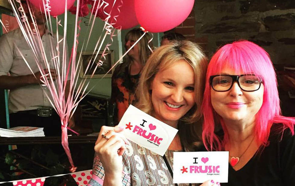 frusic is launched