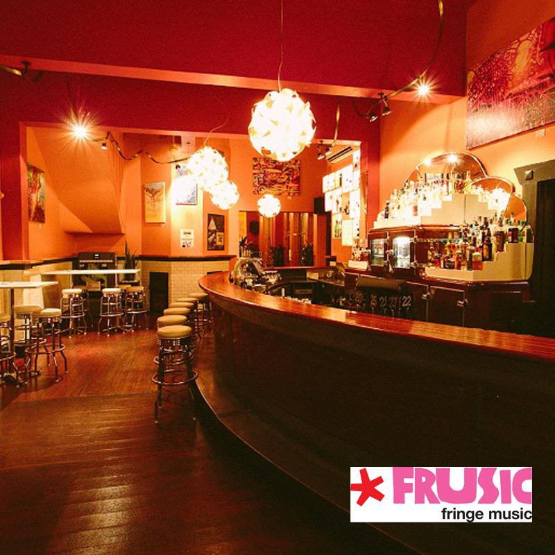 frusic feature: crown & sceptre hotel