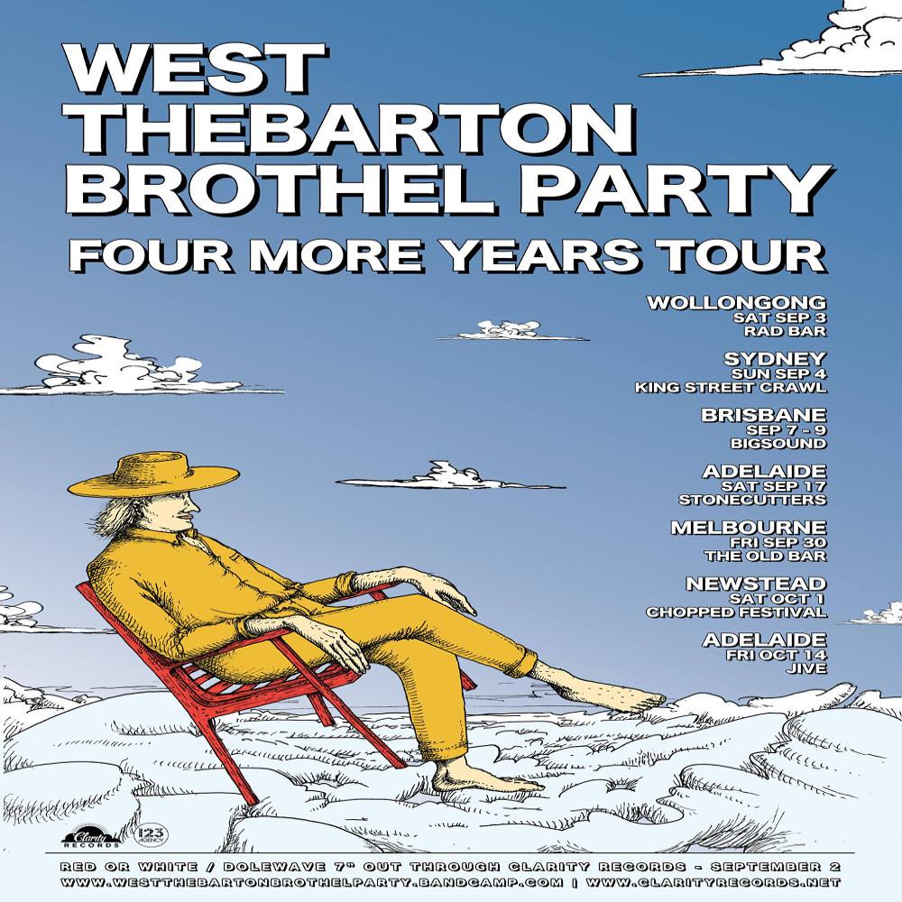 west thebarton brothel party