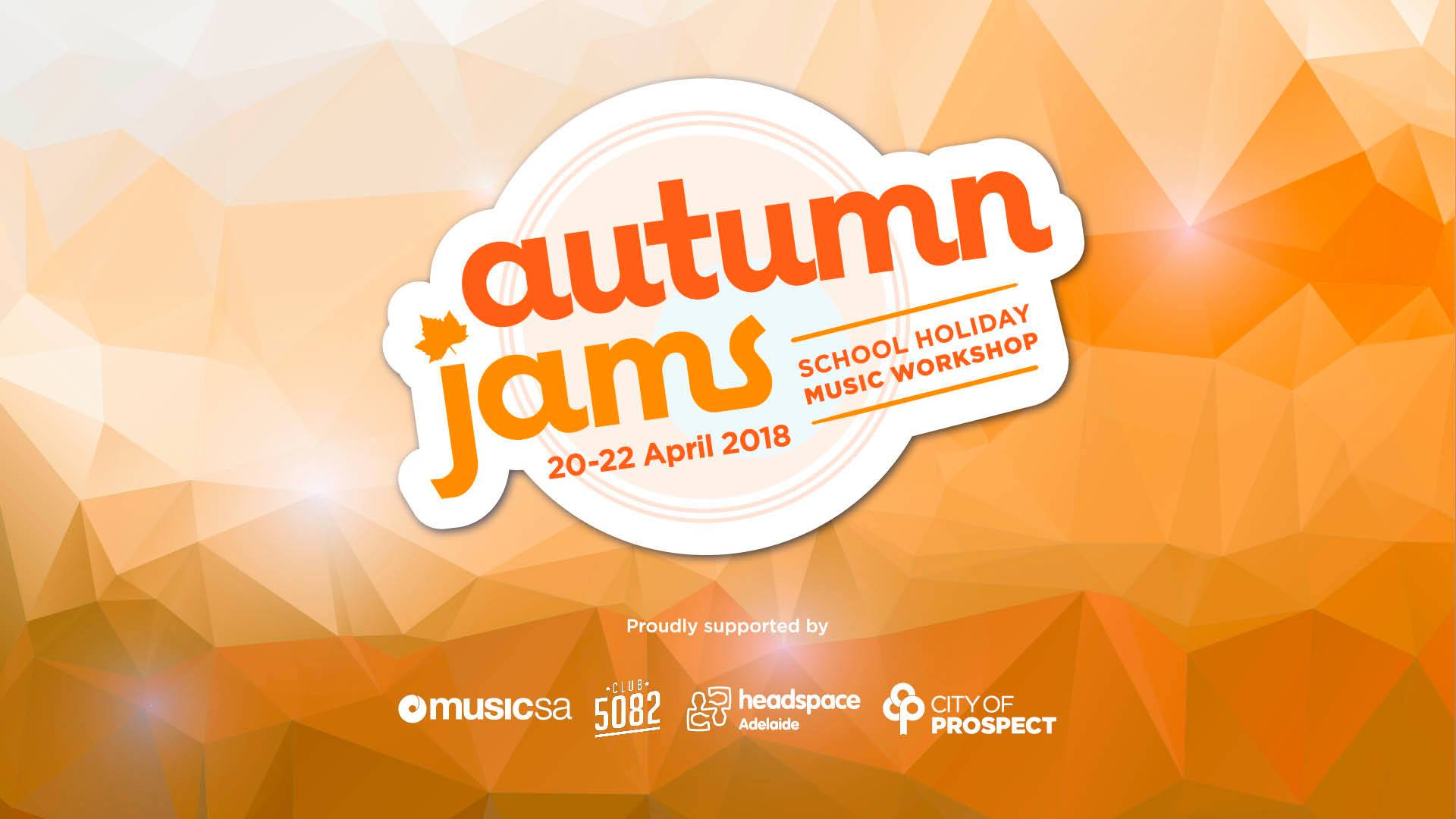 Autumn Jams – School Holiday Music Workshop