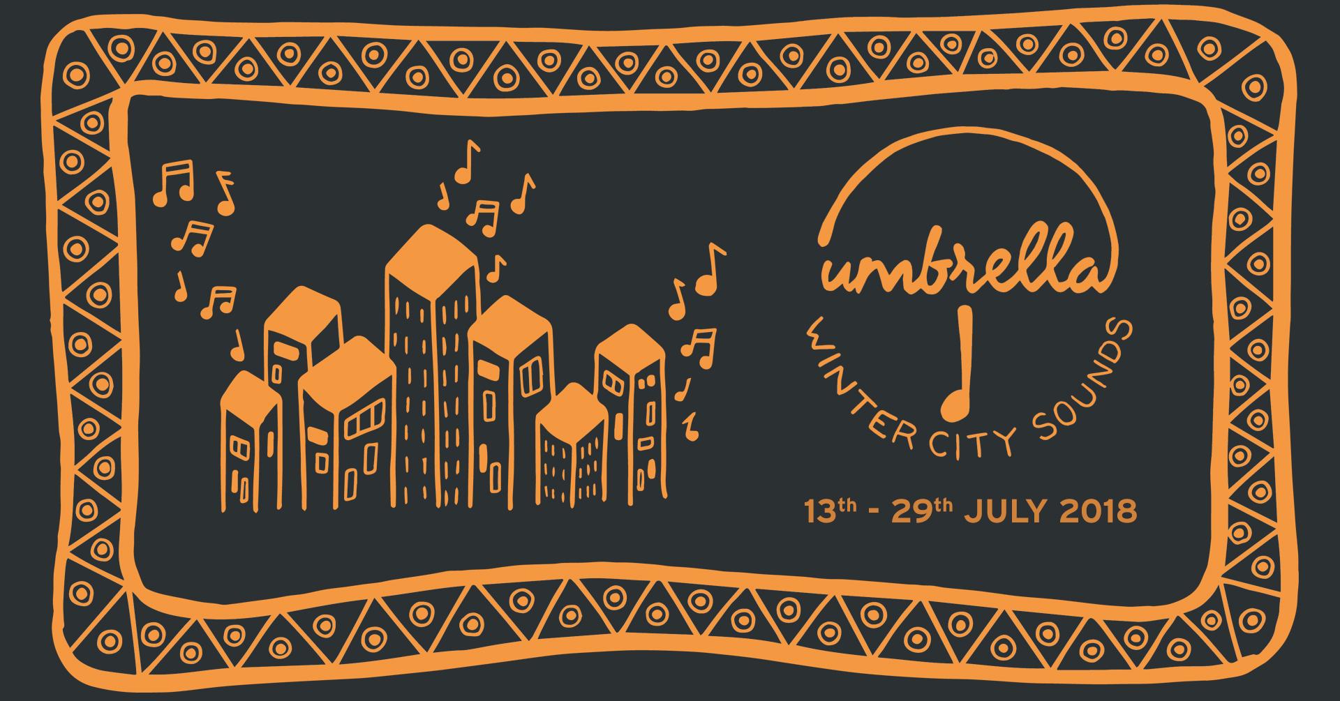 Umbrella: Winter City Sounds Program is OUT!