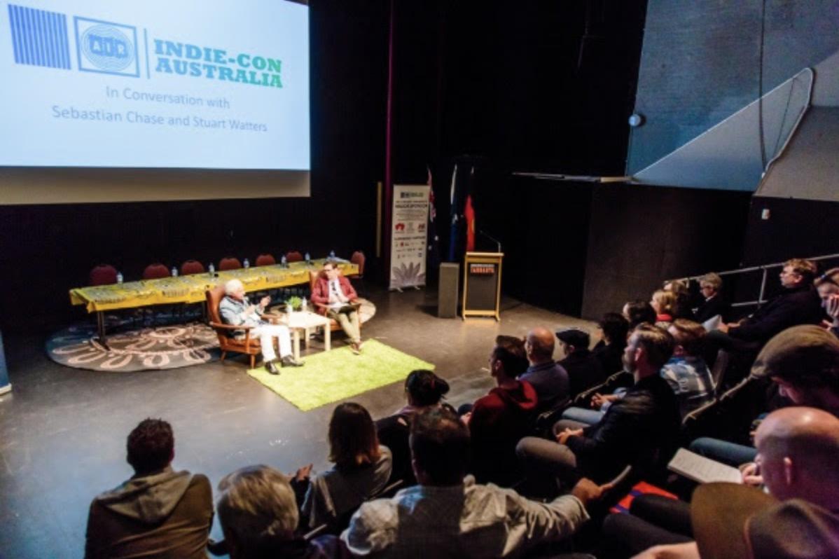 Indie Conference Program Revealed