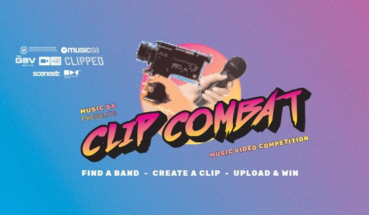 CLIP COMBAT! MUSIC VIDEO COMPETITON