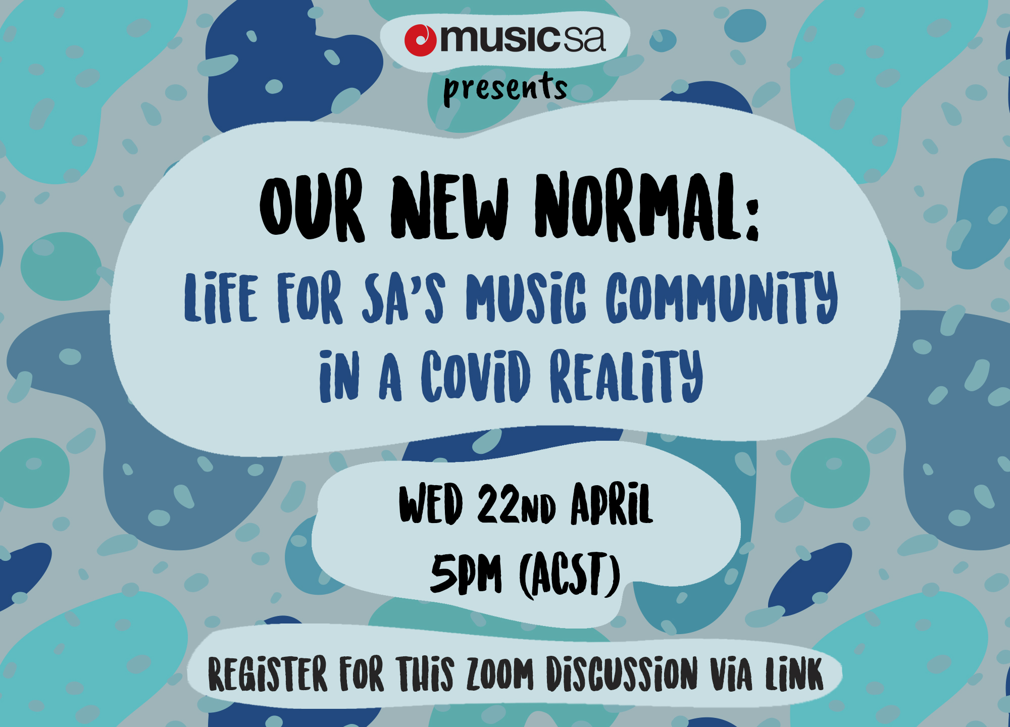 Music SA Presents: Our New Normal –  An Online Discussion